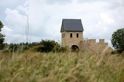 Kaiserpfalz Werla Westtor