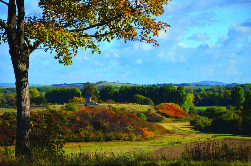 Kaiserpfalz Werla Ansicht