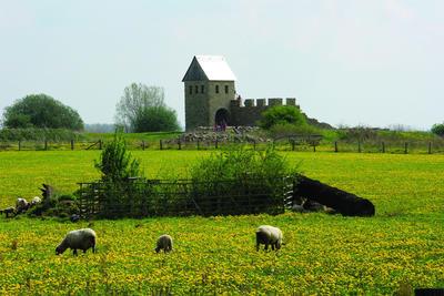 Familiensonntag im Archäologie- und Landschaftspark Kaiserpfalz Werla